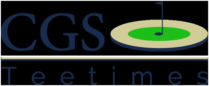 CGS Tee Times